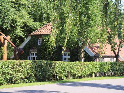 Dörpslühus, ehemaliges Landarbeiterhaus in Friedeburg-Etzel
