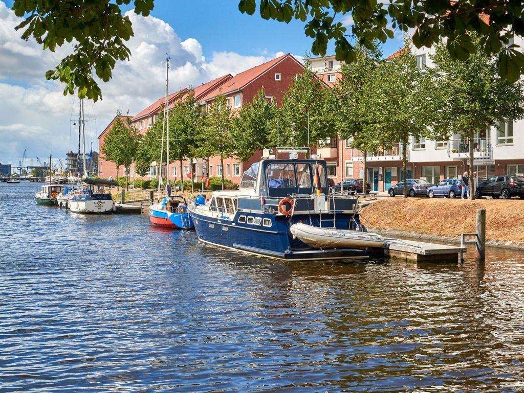 Emden Sportboothafen