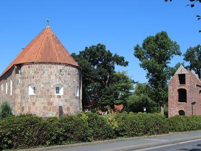 St.-Marcus-Kirche in Friedeburg-Marx