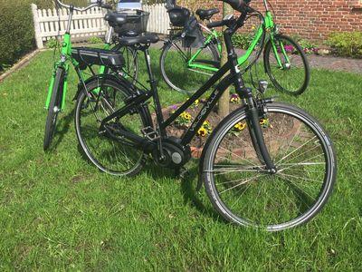 Fahrradverleih Friedeburg E-Bike