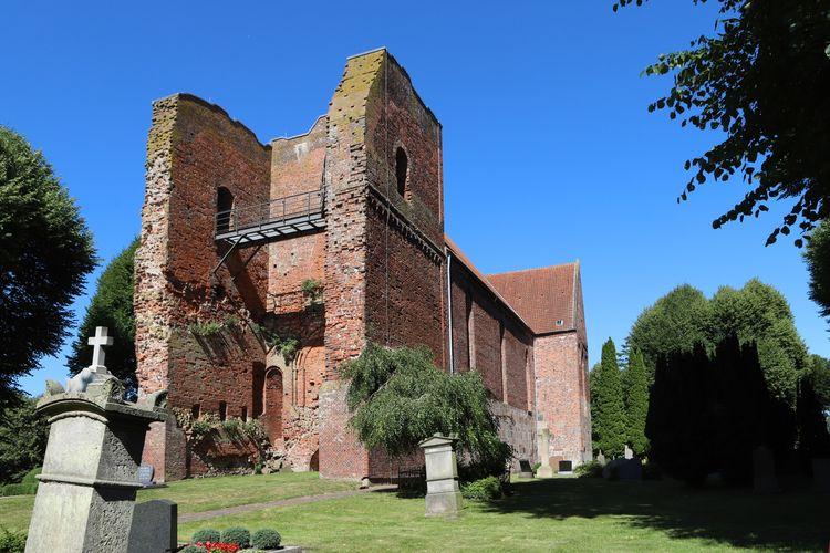 St.-Mauritius-Kirche in Friedeburg-Reepsholt