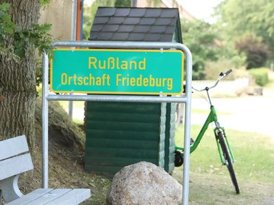 Ortsteil Rußland in Friedeburg-Ostfriesland