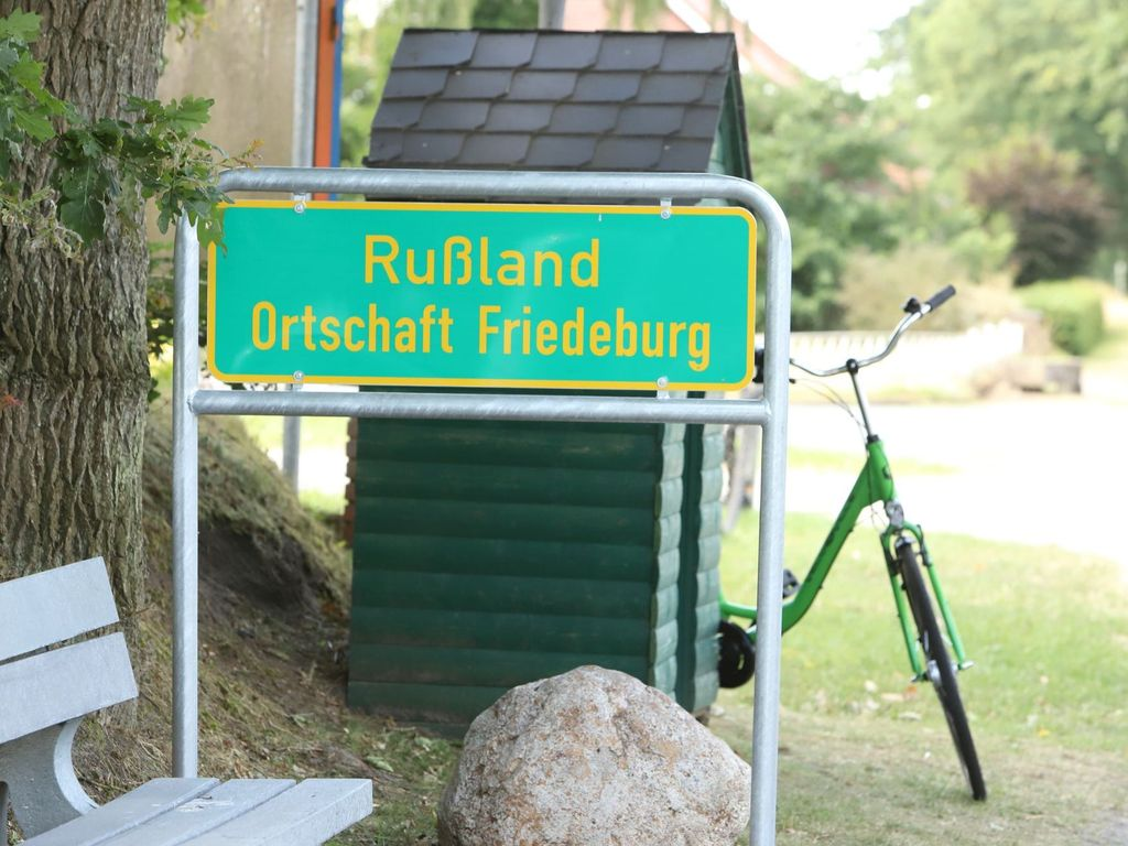 Ortsteil Rußland in Friedeburg-Ostfriesland