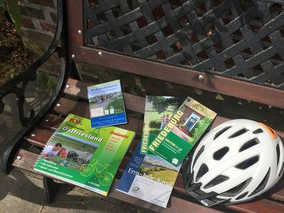 Kartenmaterial Fahrradtour