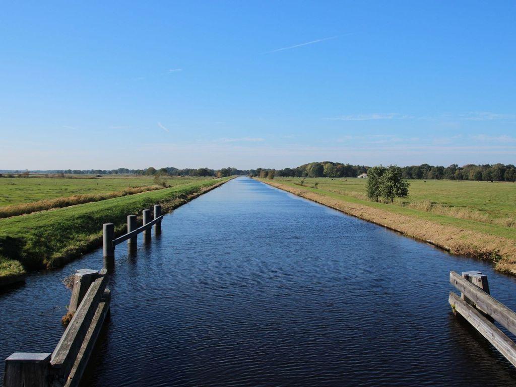 Natur-Urlaub in Friedeburg entlang der Kanäle